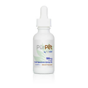 purwell cbd oil tincture for pets