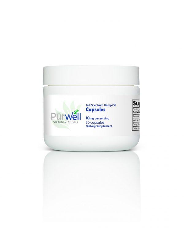 pure natural cbd capsules 10mg