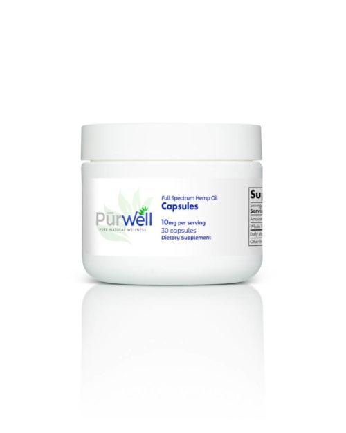 cbd capsules 10 mg