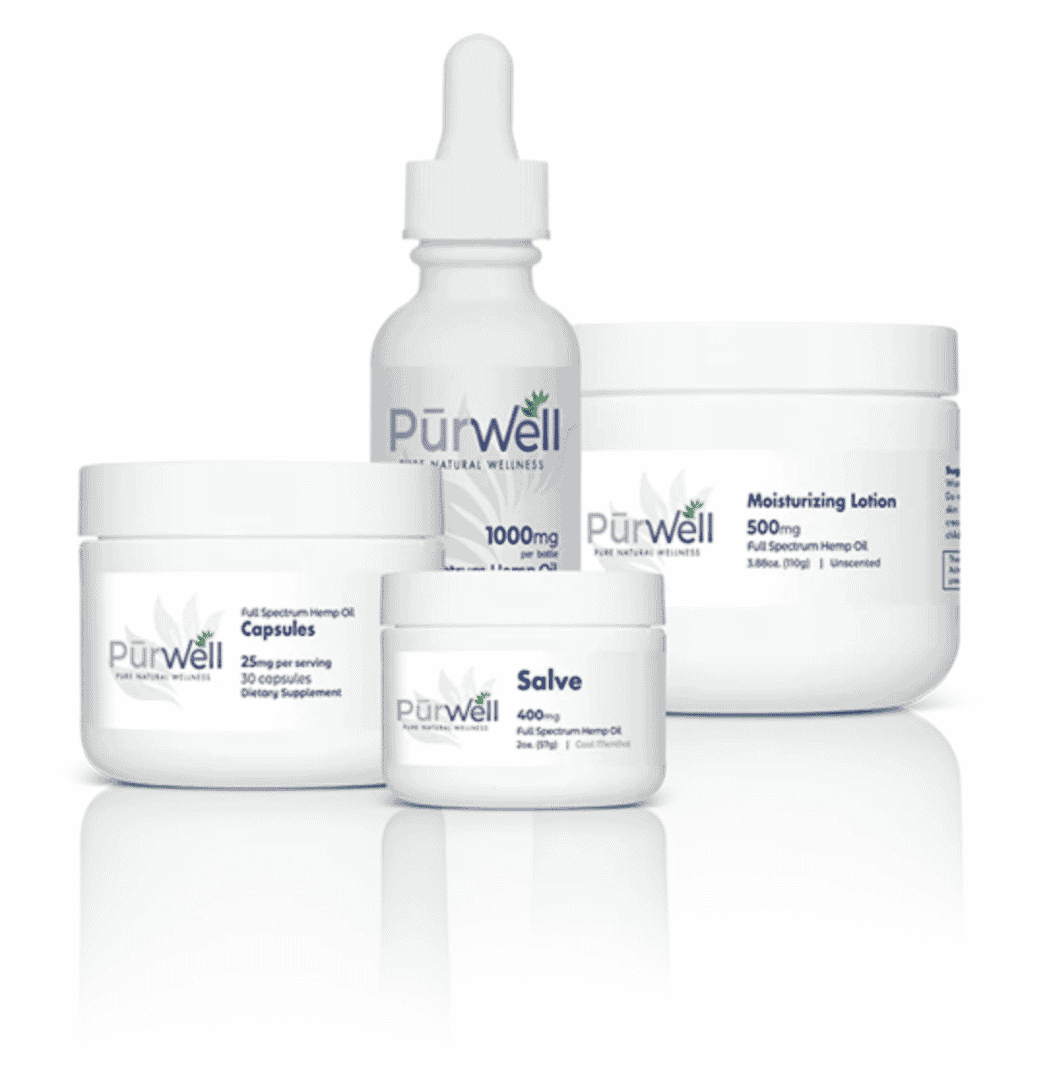 full spectrum cannabidiol products