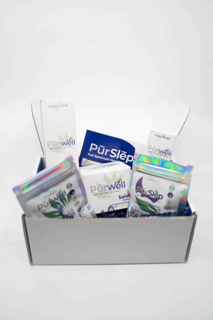 PurWell Sample Box