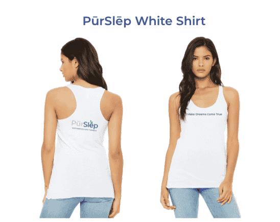 PurWell White Shirt