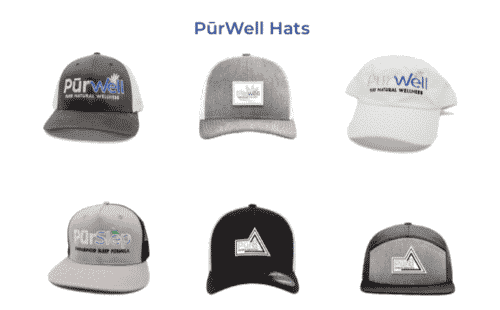 PureWell Hats
