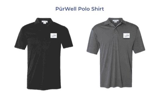PureWell Polo Shirt
