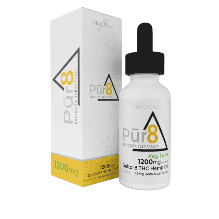 Pur8 1200 MG Tincture